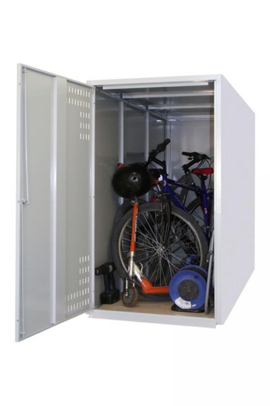 Casetas para bicicletas for Casetas para guardar bicicletas