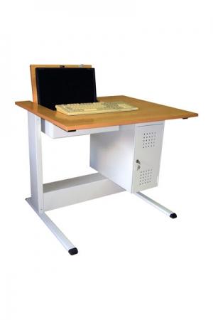 Armarios multimedia para ordenadores y tabletas casilleros para port tiles armario cargador - Mesas para ordenadores portatiles ...