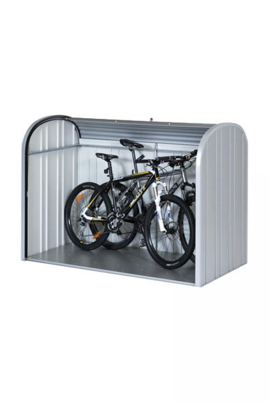 Armarios para bicicletas for Caseta para bicicletas