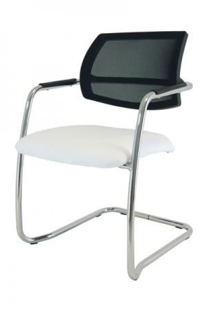 Butacas de oficina y espera sillas de visita asientos de for Butacas modernas baratas