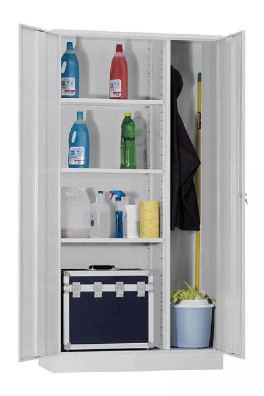 armarios de limpieza