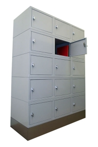 Office lockers