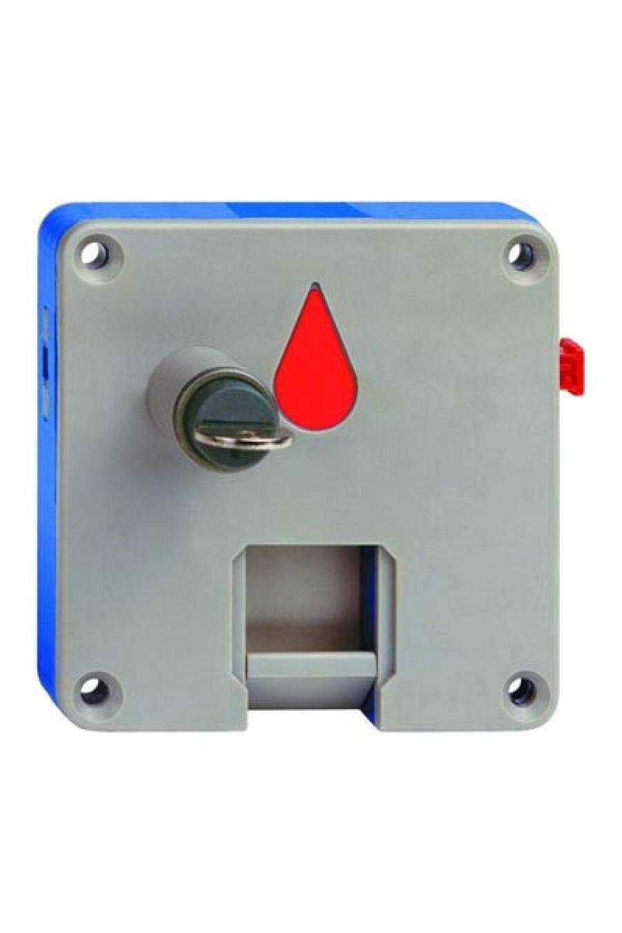 Cerraduras de moneda - Cerraduras para puertas metalicas ...